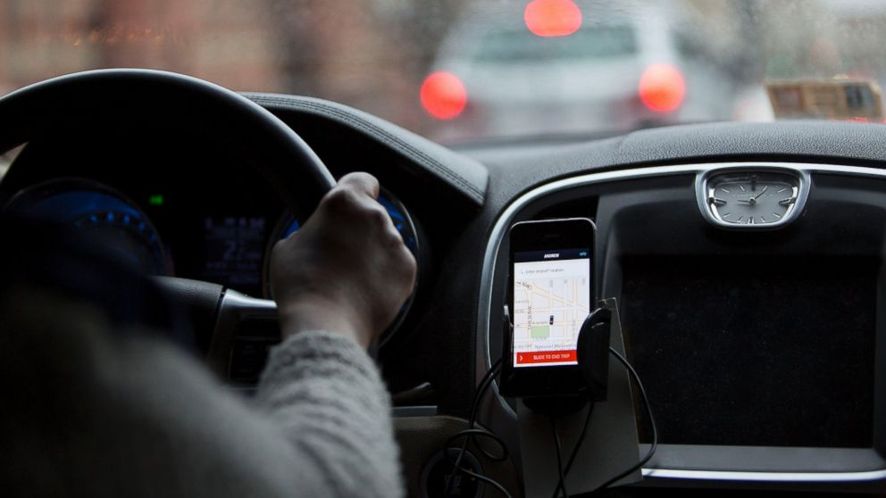UBER Drivers and Tax Implications